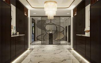 30平米以下超小户型中式风格玄关装修案例