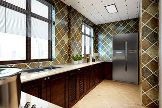 80平米公寓欧式风格厨房效果图