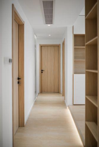 140平米三室两厅日式风格走廊图