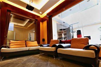 豪华型140平米别墅东南亚风格影音室设计图