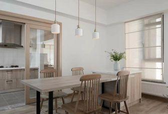 80平米三室两厅宜家风格餐厅图片