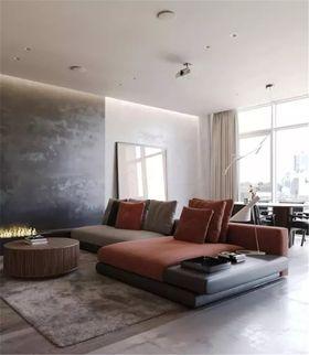 100平米現代簡約風格客廳裝修效果圖