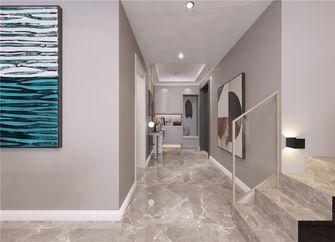 140平米三现代简约风格楼梯间欣赏图