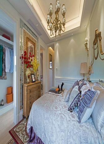 130平米欧式风格卧室装修图片大全
