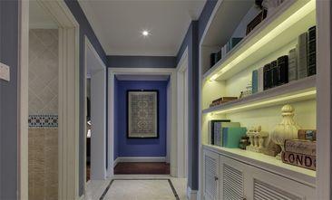 90平米三室一厅田园风格走廊效果图