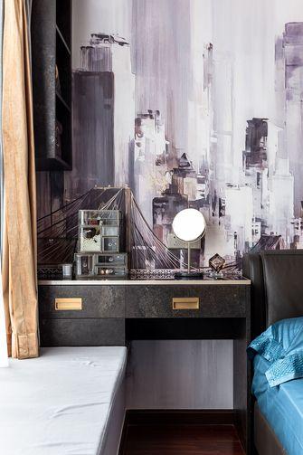90平米三室两厅美式风格梳妆台欣赏图