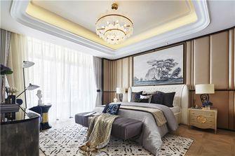 140平米别墅宜家风格卧室装修案例