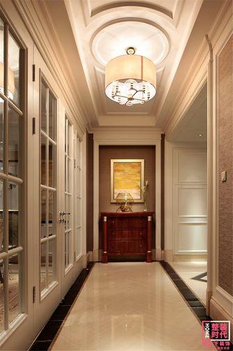 110平米三美式风格走廊图片