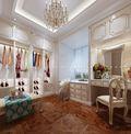 豪华型140平米三室两厅法式风格衣帽间图片大全