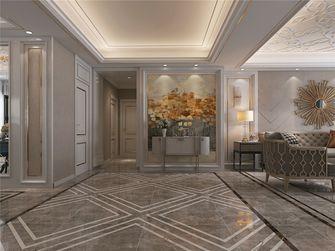豪华型120平米四室一厅美式风格玄关图