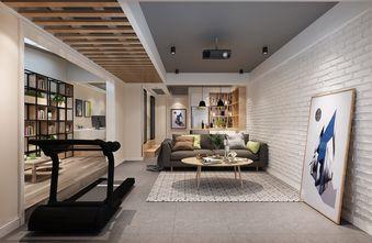5-10万100平米三室两厅北欧风格健身室装修案例