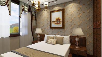 70平米东南亚风格卧室装修效果图