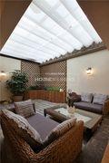 20万以上140平米别墅田园风格阳光房图片