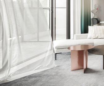 100平米三室一厅美式风格阳台效果图