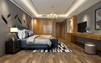 140平米四其他风格卧室效果图