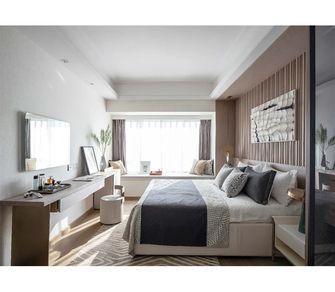 90平米三室两厅混搭风格卧室装修案例