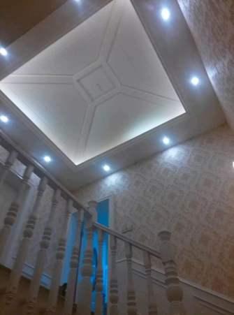 20万以上140平米三室一厅欧式风格楼梯图片大全