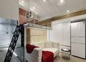30平米以下超小户型现代简约风格卧室图片大全