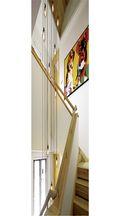 5-10万70平米地中海风格楼梯图片