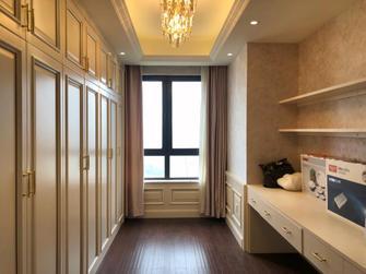 120平米三室两厅欧式风格储藏室设计图