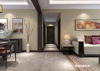 140平米三室两厅中式风格走廊图片