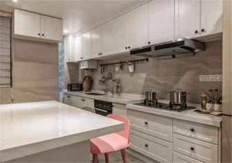 90平米美式风格厨房设计图