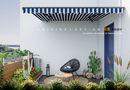 140平米复式北欧风格阳光房装修案例