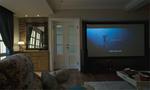 富裕型130平米三室两厅田园风格影音室装修案例