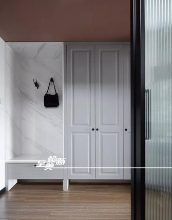90平米三室两厅北欧风格玄关图片大全