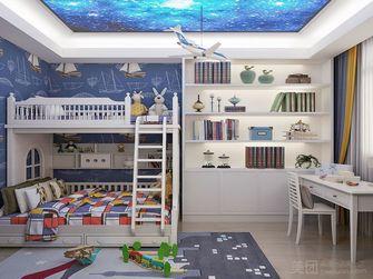 80平米欧式风格儿童房图片大全