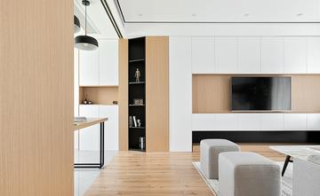 90平米三现代简约风格走廊设计图
