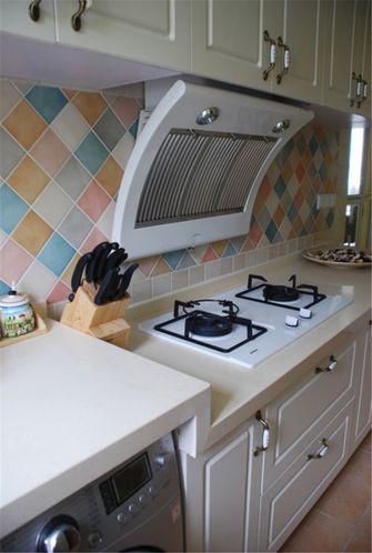 50平米小户型地中海风格厨房效果图