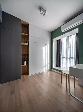 70平米现代简约风格书房装修效果图