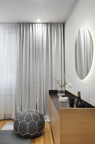 90平米三室两厅日式风格梳妆台图