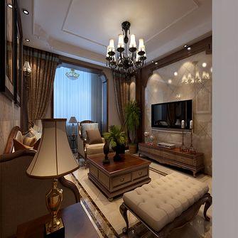 140平米复式新古典风格客厅图片大全