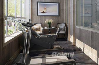 140平米四室两厅新古典风格卫生间设计图