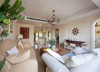110平米三室一厅地中海风格玄关效果图