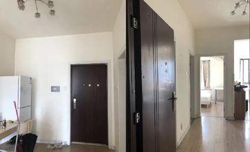 50平米混搭风格玄关装修案例