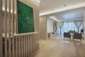 130平米四室两厅日式风格玄关图片