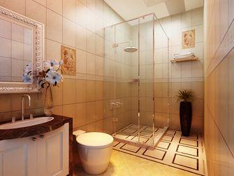 5-10万100平米三室四厅现代简约风格卫生间欣赏图