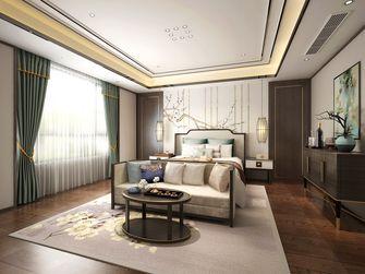 豪华型140平米别墅中式风格卧室图片