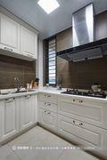 10-15万80平米三室两厅宜家风格厨房装修效果图