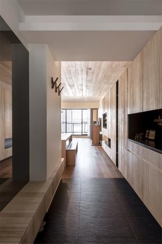 140平米三室两厅日式风格玄关装修图片大全