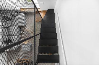 20万以上80平米北欧风格楼梯间装修案例