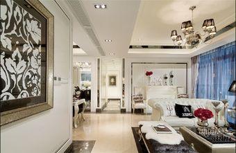 140平米三室两厅欧式风格走廊沙发装修效果图