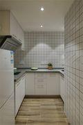 40平米小户型北欧风格厨房设计图
