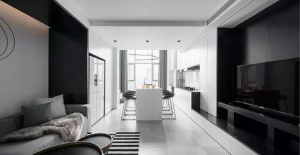30平米超小户型现代简约风格客厅效果图