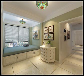 90平米三室两厅现代简约风格储藏室图片大全