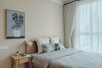 120平米三室两厅日式风格卧室装修案例