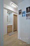 100平米三室两厅日式风格走廊装修效果图